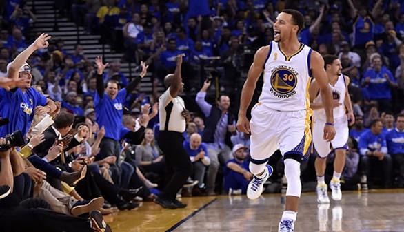Los Warriors igualan la marca histórica de 72 victorias en temporada regular