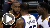 NBA. Durant y los Warriors vuelven a someter al mejor LeBron James