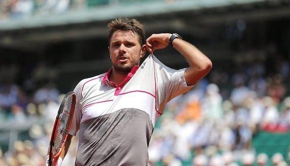Roland Garros: Wawrinka, primer finalista en París tras derrotar a Tsonga