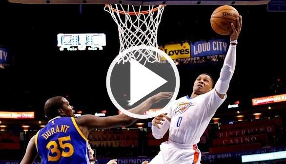 NBA. Westbrook y Harden discuten si batir récords locos basta para ser MVP