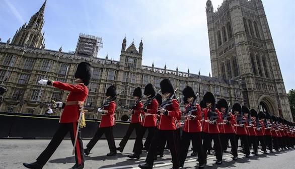 El Parlamento británico, blanco de un ciberataque