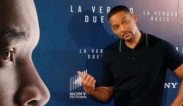 Smith susurra una sombra de racismo en Hollywood: