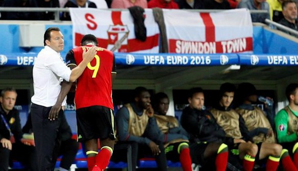Wilmots: 'Prefiero una final contra Francia que contra Islandia'