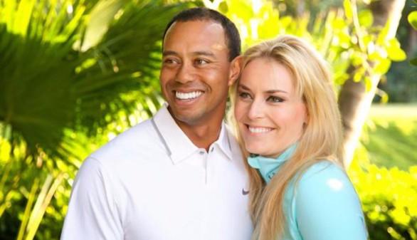 Un portal filtra fotos íntimas de Tiger Woods y Lindsey Vonn