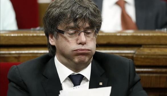 Puigdemont se gastó medio millón de euros en anuncios para el 1 de octubre