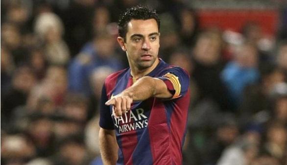 Xavi, integrista, censura los fichajes de Piqué y Fábregas por parte del Barcelona