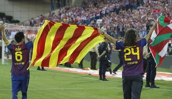 Tebas suspendería la final de Copa si se silba el himno o al Rey