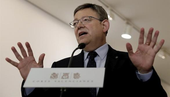 Ximo Puig, al frente de la rebelión contra Pedro Sánchez