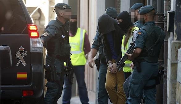 Detenido en Vizcaya un marroquí por difundir ideología yihadista