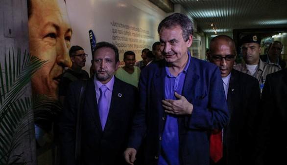 El opositor Henrique Capriles reprueba al Zapatero negociador