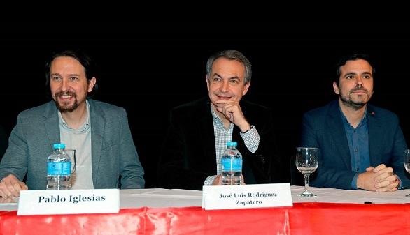 Rodríguez Zapatero loa el