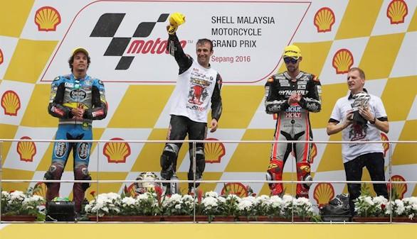 Zarco se proclama campeón del mundo de Moto 2