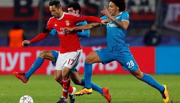 El Benfica elimina a un decepcionante Zenit |1-2