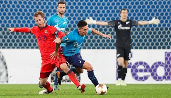 El Zenit ahonda la crisis de la Real |3-1