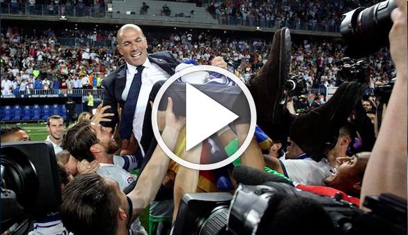 Reacciones. Zidane: