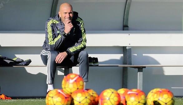 Zidane vende tres conceptos en su presentación: ilusión, trabajo y títulos