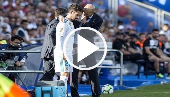 Zidane confiesa lo que piensa de su futuro y el de Isco en el Real Madrid
