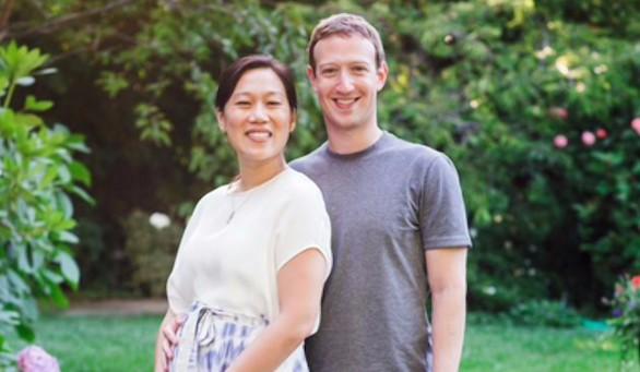Mark Zuckerberg y su mujer esperan una niña, según han anunciado en Facebook