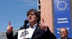 La candidatura del expresidente catalán se impone en Cataluña.