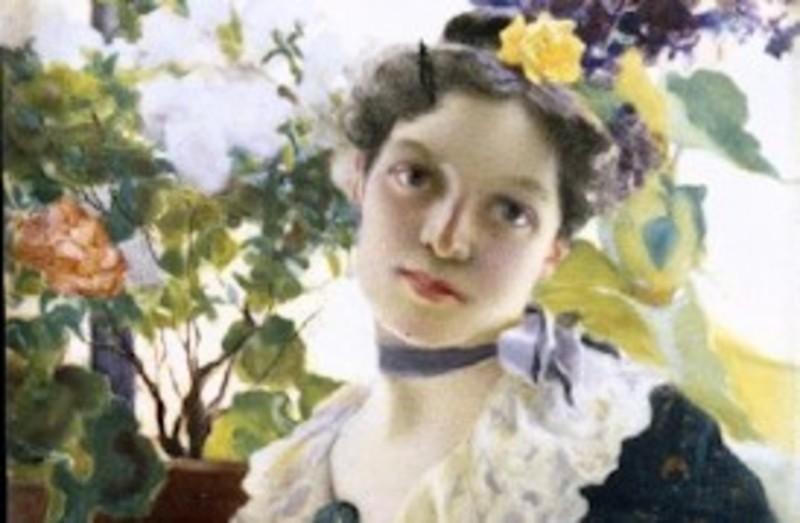 Clotilde de sorolla la devoci n del artista por su esposa - Galeria de arte sorolla ...