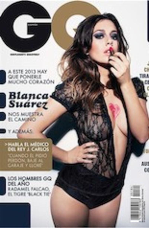 Blanca Suárez Desnuda Bajo El Encaje En Igqi El Imparcial
