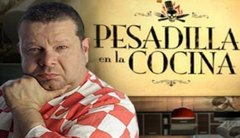 Chicote se cena a mario conde el imparcial for Pesadilla en la cocina brasas