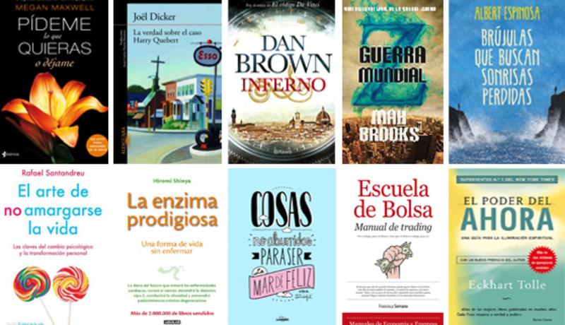 La Novela Romántica Y Los Libros De Autoayuda Triunfan En