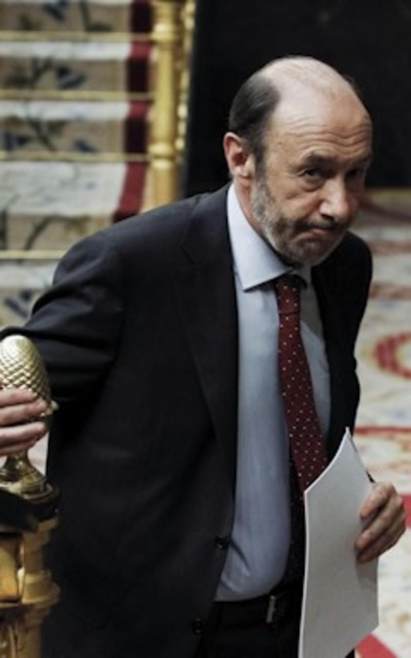 Las Frases De Rubalcaba No Es Tolerable Que Digan España