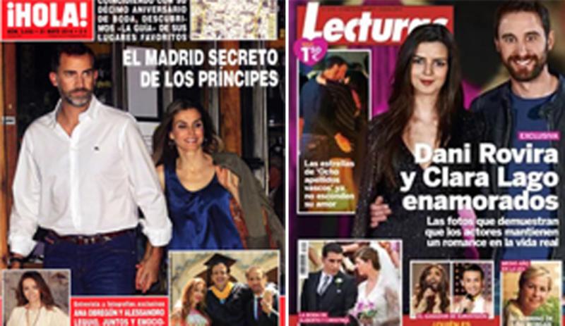 Las Fotos Que Confirman El Romance De Clara Lago Y Dani Rovira El Imparcial