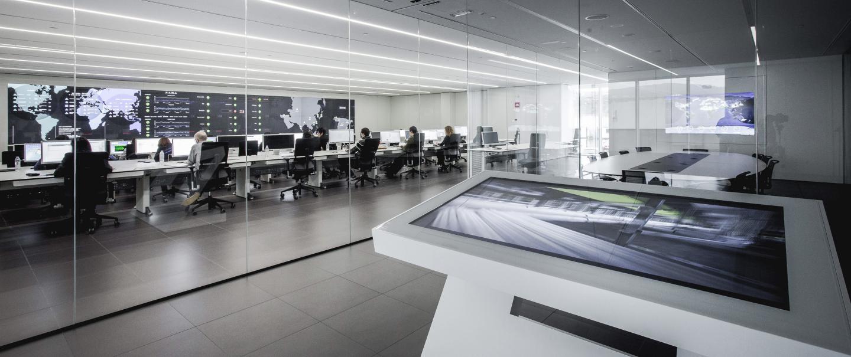 As es el centro tecnol gico de inditex el imparcial for Oficinas centrales inditex