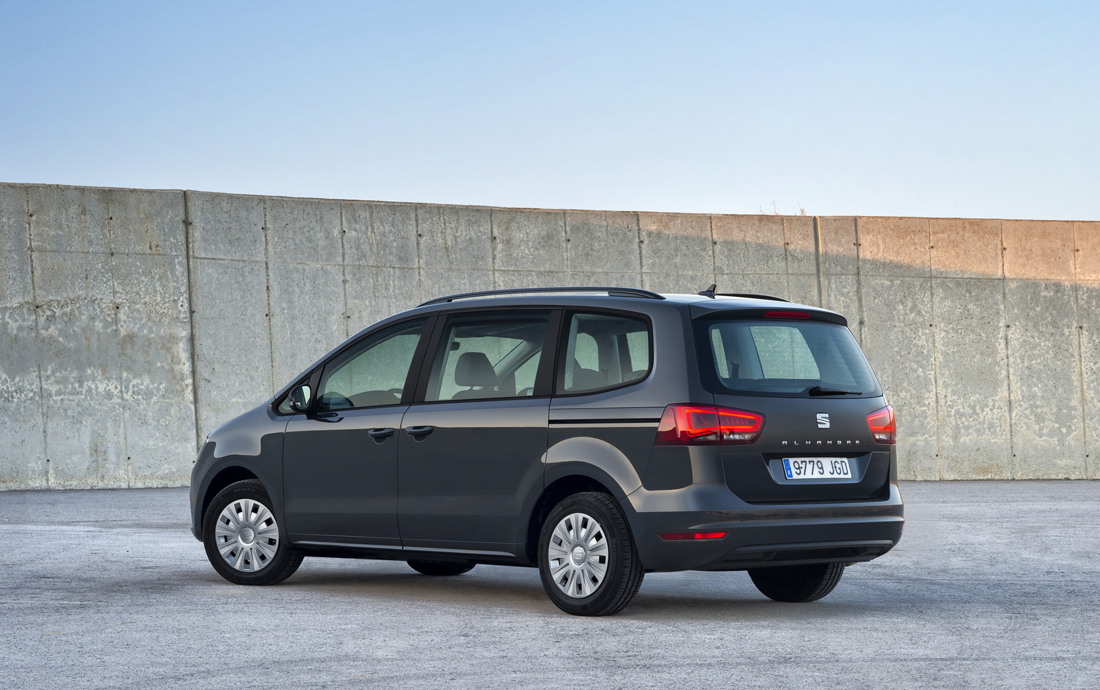 seat alhambra 2015 el imparcial. Black Bedroom Furniture Sets. Home Design Ideas