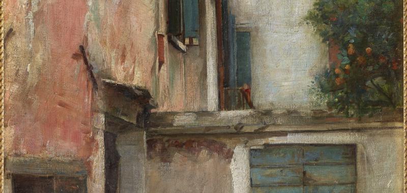 El modernismo de ram n casas en una exposici n en - Casas embargadas la caixa ...