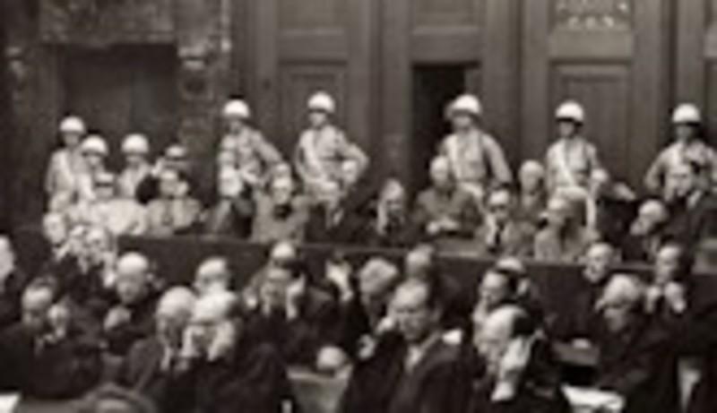 La sala 600 de los juicios de nuremberg convertida en for Sala 600 nuremberg