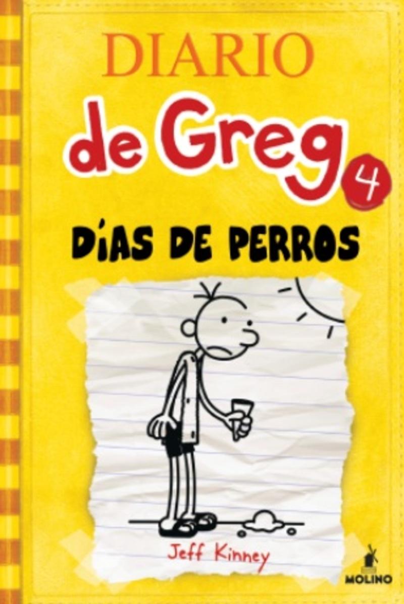 Jeff Kinney Diario De Greg 4 D As De Perros El Imparcial