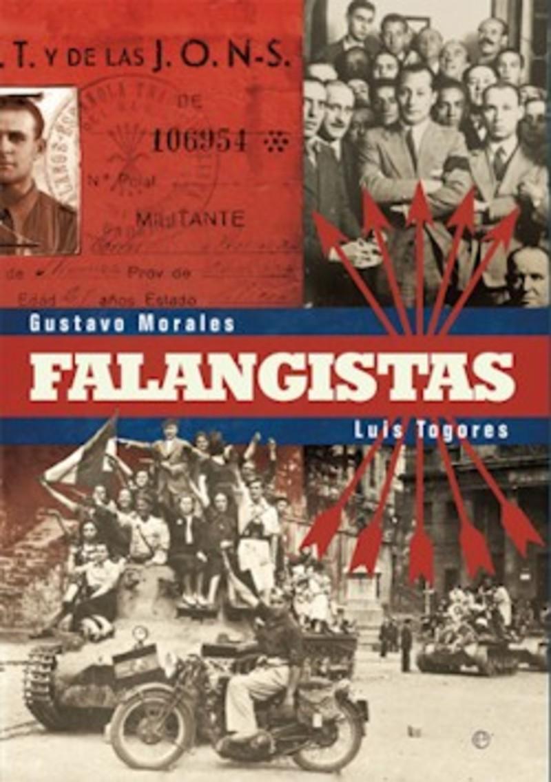 Falangistas: todas las caras de la Falange   El Imparcial