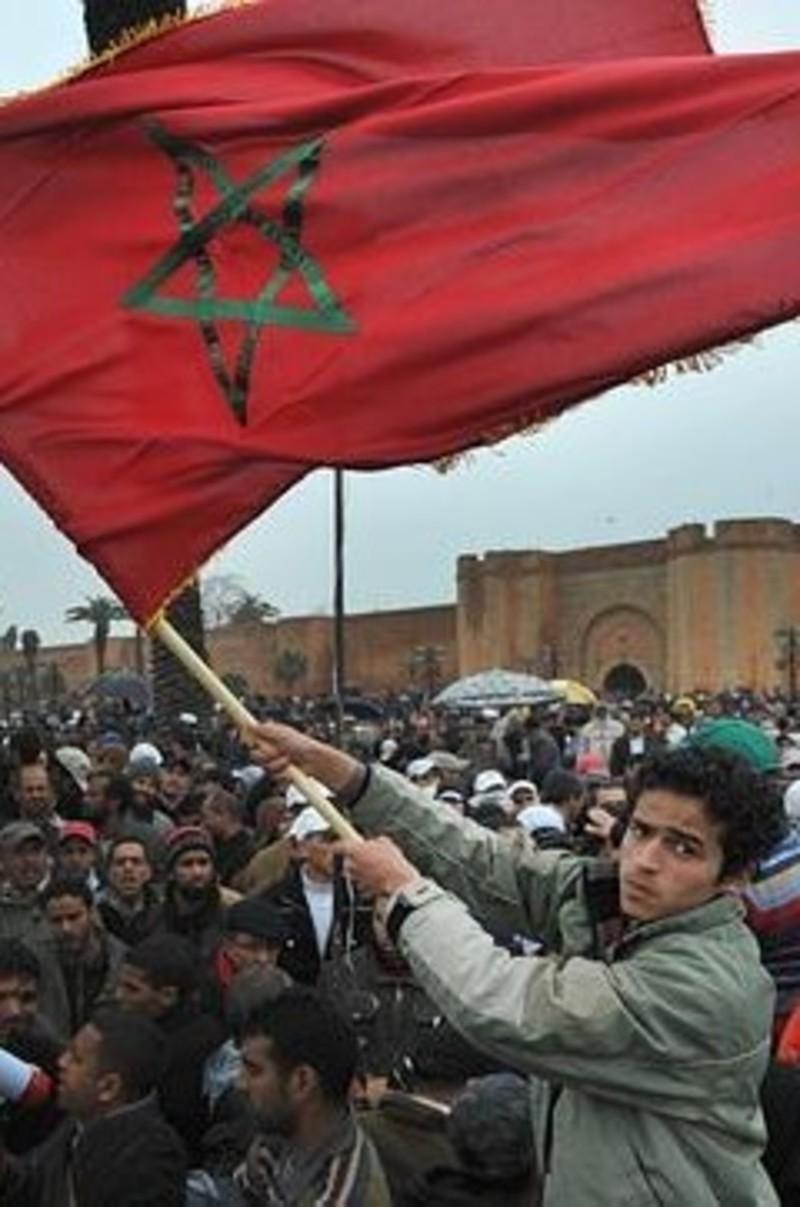 f388b8a7a9 La primavera árabe marroquí bajo la lupa de la Universidad de ...