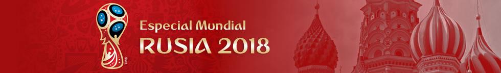 Especial Mundial 2018