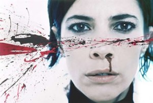 Imagen de una de las campañas contra la violencia de género.
