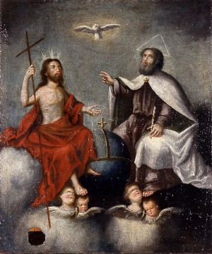 La Santísima Trinidad (1803) (Foto: Museo Naval)